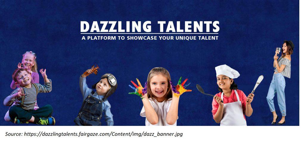 Fairgaze Dazzling Talent Contest